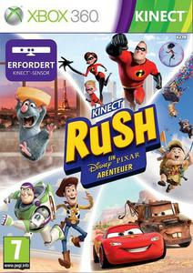 Kinect Rush: A Disney-Pixar Adventure (2012) [ENG/FULL/Region Free][Kinect] XBOX360