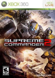 Supreme Commander 2 (2010) [RUS/FULL/Region Free] XBOX360