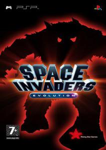 Space Invaders Evolution /ENG/ [ISO] PSP