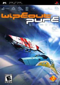 WipeOut Pure /ENG/ [ISO] PSP