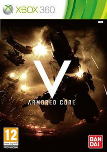 Armored Core V (2012) [ENG/FULL/PAL](LT+1.9) XBOX360