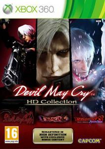 Devil May Cry HD Collection (2012) [JAP/FULL/NTSC-J](LT+3.0) XBOX360