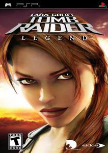 Tomb Raider: Legend /RUS/ [ISO] PSP