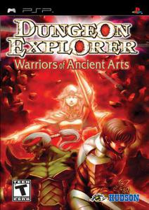 Dungeon Explorer: Warrior of Ancient Arts /ENG/ [ISO][FullRIP] PSP