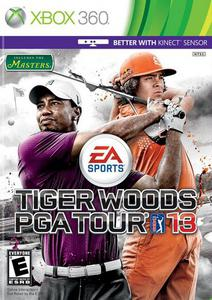 Tiger Woods PGA Tour 13 (2012) [ENG/FULL/Region Free](LT+1.9) XBOX360