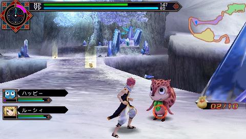 Скачать игру fairy tail: zelef kakusei на psp » скачать игры на.