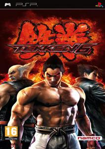 Tekken 6 [Patched] [FullRip][ISO][Multi12][RUS][GS] PSP