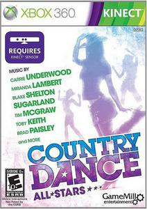 Country Dance All Stars Kinect (2012) [ENG/FULL/NTSC-U][Kinect] XBOX360