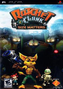 Ratchet & Clank: Size Matters /RUS/ [ISO] PSP