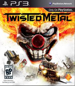Twisted Metal (2012) [ENG](True Blue) PS3