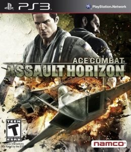 Ace Combat Assault Horizon: Limited Edition (2011) PS3