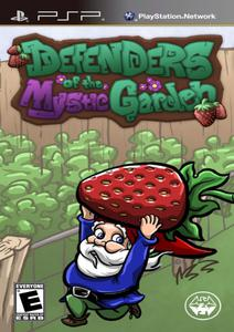 Defenders of the Mystic Garden [ENG](2012) [MINIS] PSP