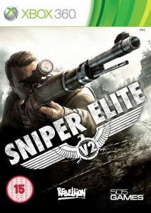 Sniper Elite V2 (2012) [RUSSOUND/FULL/PAL/NTSC-U](LT+1.9) XBOX360