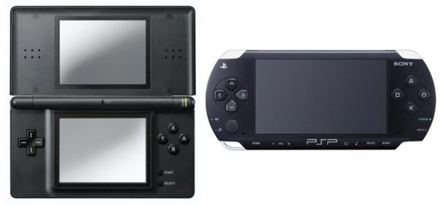 PSP vs Nintendo DS