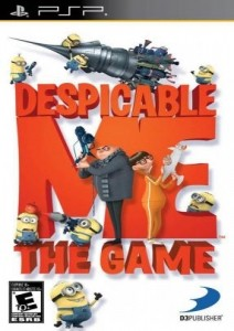 Despicable Me: The Game [FIX][FULL][ISO][MULTI3][EU] PSP