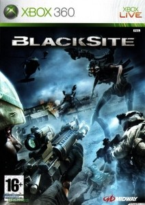 BlackSite: Area 51 [2007/RF/RUSSOUND] XBOX360