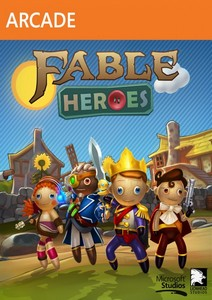 Fable Heroes (2012) [ENG/FULL/Freeboot][JTag] XBOX360