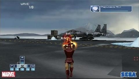 Скачать iron man игра