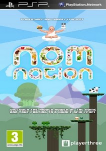 Nom Nation [ENG] (2012) [MINIS] PSP