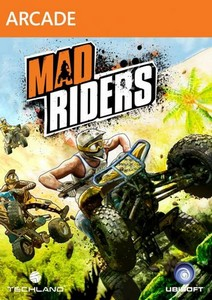 Mad Riders (2012) [ENG/FULL/Freeboot][JTag] XBOX360