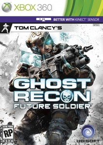 Tom Clancy's Ghost Recon: Future Soldier (2012) [ENG/FULL/PAL/NTSC-U](LT+2.0) [+Kinect] XBOX360