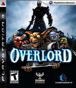 Overlord II (2009) [RUSSOUND/FULLRIP] PS3