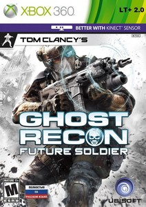 Tom Clancy's Ghost Recon: Future Soldier (2012) [RUSSOUND/FULL/Region Free](LT+2.0) [+Kinect] XBOX360