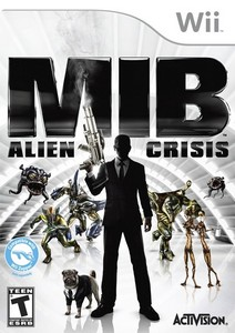 Men in Black: Alien Crisis (2012) [ENG][NTSC] WII
