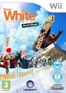 Shaun White Snowboarding: World Stage (2009) [ENG][PAL] WII