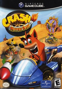 Crash Nitro Kart (2003) [ENG/NTSC] GameCube