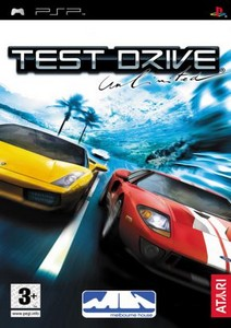 Test Drive Unlimited /RUS/ [ISO] PSP