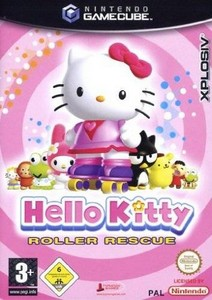Hello Kitty: Roller Rescue (2005) [ENG][PAL] GameCube