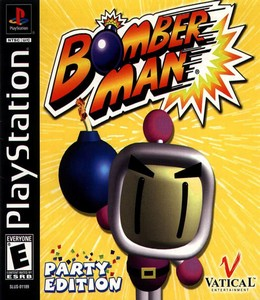 Bomberman Party Edition [ENG] (2000) PSX-PSP