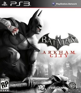 Batman: Arkham City (2012) [RUS][USA/FULL] (True Blue) PS3
