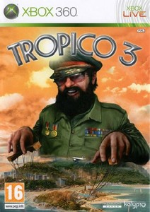 Tropico 3 (2009) [RUSSOUND/FULL/Region Free] XBOX360