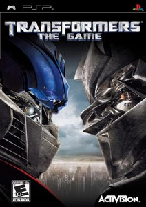 Transformers: The Game /ENG/ [CSO] PSP