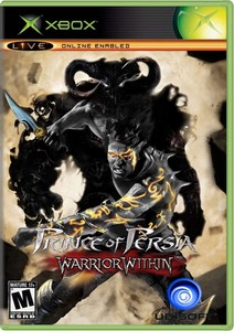 Prince Of Persia: Warrior Within (2004) [RUS/ENG/Mix] XBOX360