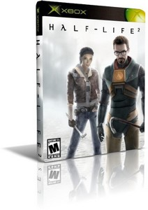 Half Life 2 (2005) [RUSSOUND/FULL/Region Free] XBOX