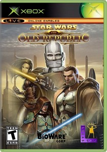 Star Wars: Knights of the Old Republic (2003) [RUS/ENG/MIX] XBOX