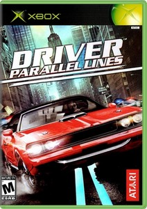 Driver parallel lines (2006) [RUS/ENG/NTSC] XBOX