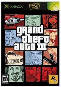 Grand Theft Auto III (2003) [ENG/FULL/MIX] XBOX