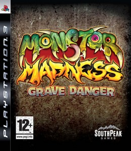 Monster Madness: Grave Danger (2011) [ENG] PS3