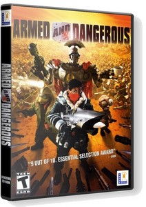 Armed and Dangerous (2003) [RUS/ENG/MIX] XBOX