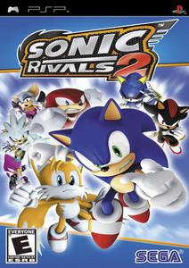 Sonic Rivals 2 /RUS/ [ISO] PSP