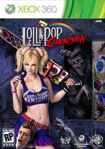 Lollipop Chainsaw (2012) [RUS/ENG/FULL/Region Free] (LT+2.0) XBOX360