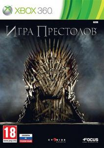 Game of Thrones (2012) [RUS/FULL/PAL] (LT+1.9) XBOX360