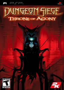 Dungeon Siege: Throne of Agony /ENG/ [CSO] PSP