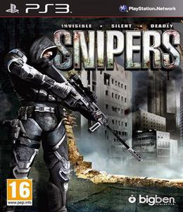 Snipers Invisible Silent Deadly (2012) [ENG] (True Blue) PS3