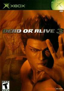 Dead Or Alive 3 (2005) [ENG/FULL/PAL] XBOX