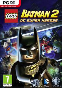 LEGO Batman 2: DC Super Heroes [RUS/MULTI10] /Traveller's Tales/ (2012) PC